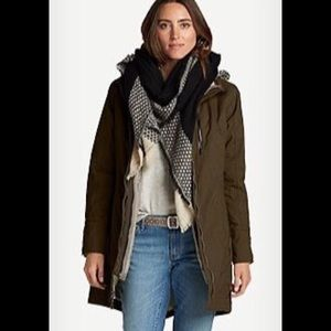 Eddie Bauer Eastside 3-in-1 trench